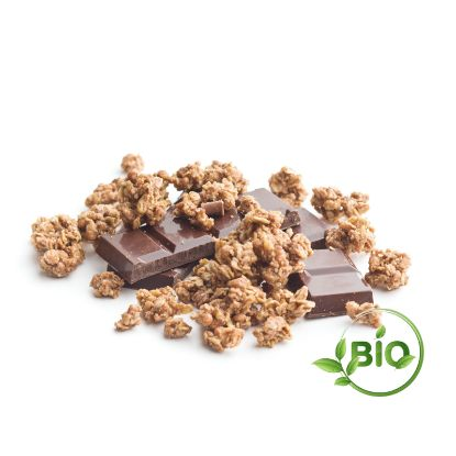 Picture of Crunchy Choco Bio 375g