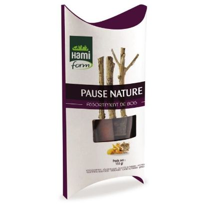 Picture of Hami FOrm assOrtiments de bois 150grs pause nature