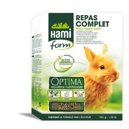 Picture of Aliments Complet entretien lapin nain 900grs