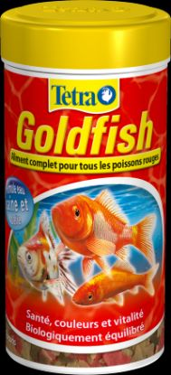 Picture of Tetra Goldfish flocons 250ml