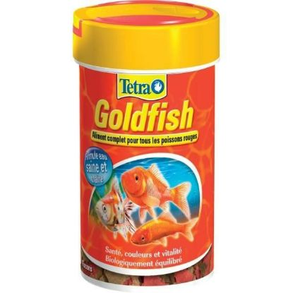 Picture of Tetra Goldfish flocons 100ml