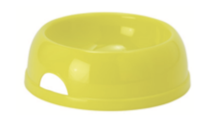 Picture of Gamelle Chien 20cm 1450ml Vert-Citron