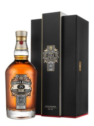 Picture of Whisky Chivas Regal 25 Ans