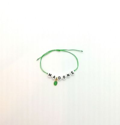 Picture of Bracelet message MADONE