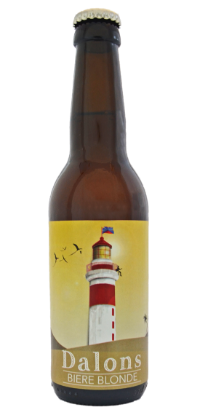 Picture of Bière Dalons Blonde 33cl