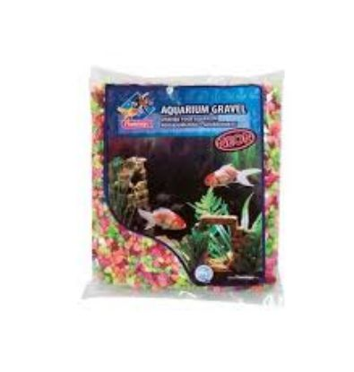 Picture of Gravier Neon Rainbow Mix 1Kg