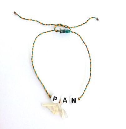 Picture of Bracelet message PAN