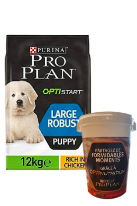 Picture of Purina Pro Plan Dog Large Puppy  POULET