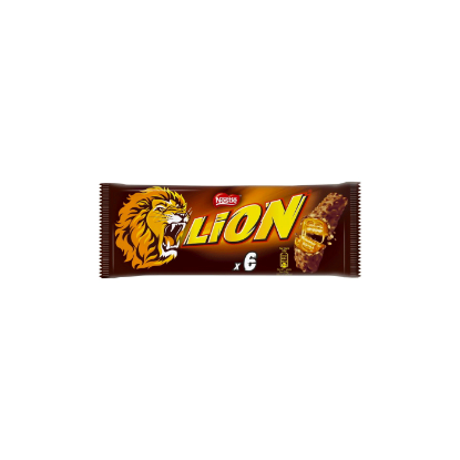 Picture of Lion Sexto 6x42g barres