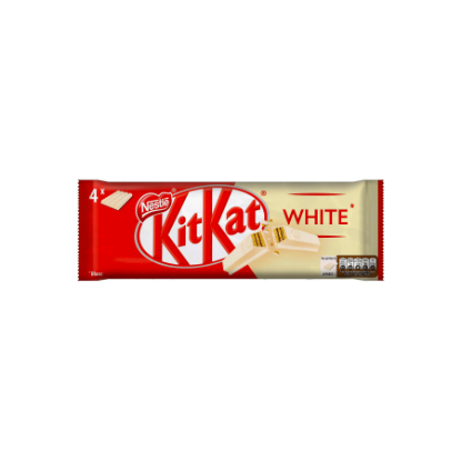 Picture of Kit Kat Blanc 4 x 41,5 g