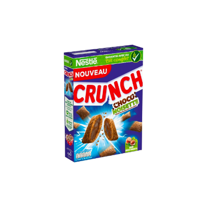 Picture of Crunch Choco Noisette 400g céréales