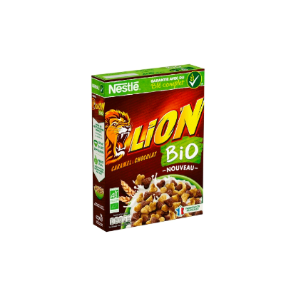 Picture of Lion Bio 400g céréales