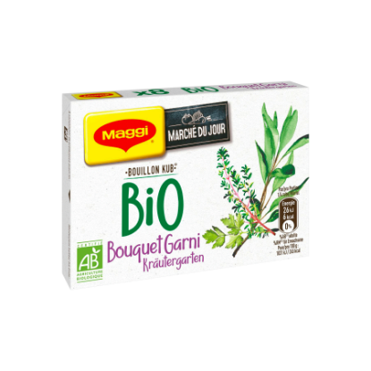 Picture of Maggi Bouillon Kub Bio Bouquet Garni 80g