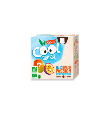 Picture of Cool Brassé Mangue Passion (Pack x4)