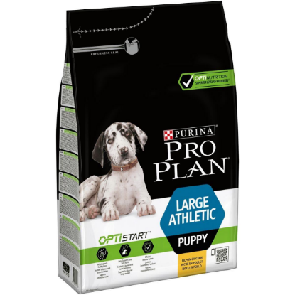 Image de Purina Pro Plan Dog Large Puppy Athletic 3 kg