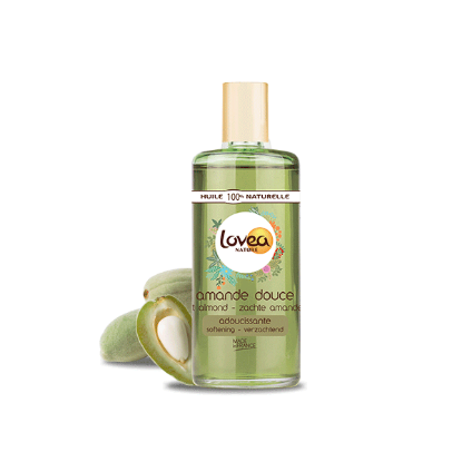 Picture of LOVEA Huile d'Amande Douce 100ML