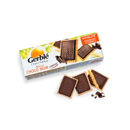 Picture of Gerblé Biscuit Choco Fondant 150g
