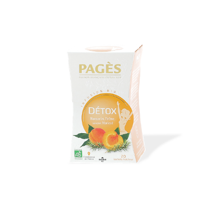 Picture of PAGÈS Infusion Détox 20 x 30g