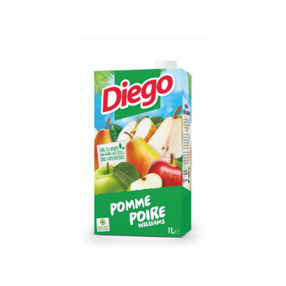 Diego Pomme-Poire Williams 1L