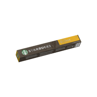 Starbucks By Nespresso Blonde Espresso Roast 10 boissons