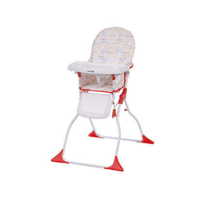 Chaise haute Keeny rouge Safety First