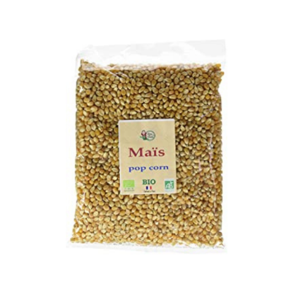 Maïs Pop Corn 500g Bio