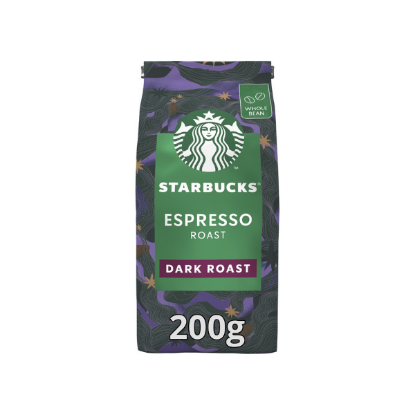 Starbucks Grains Espresso Roast 200g
