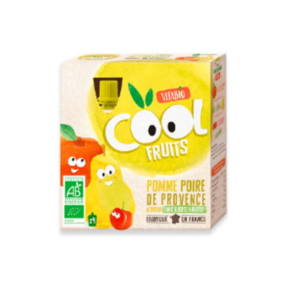 Cool Fruits Pomme-Poire