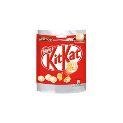 Kit Kat Ball blanc 250g Big Bag
