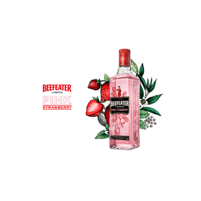 Gin Beefeater Pink 0,70L