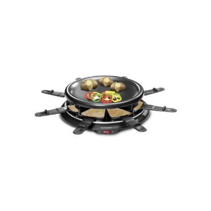 TECHWOOD Raclette Grill 8 Pers