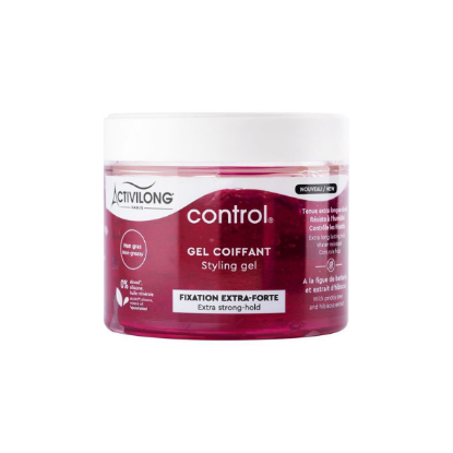 ACTIVILONG Gel Coiffant Fixation Extra-Forte Control 300ml