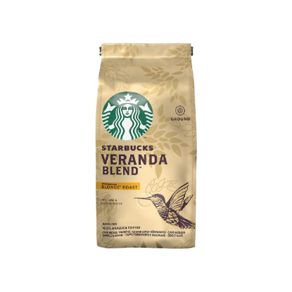 Starbucks Grains Blonde Espresso Roast 200g