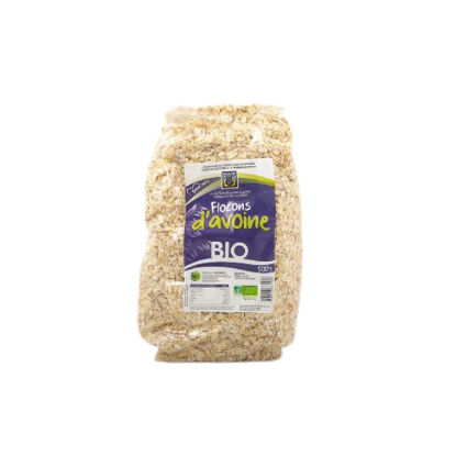 Flocons Avoine Bio 500g