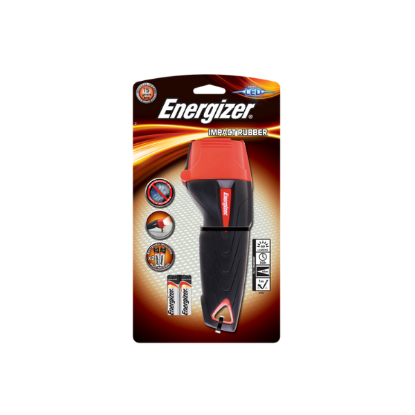ENERGIZER torche Big Impact Rubber 2AA