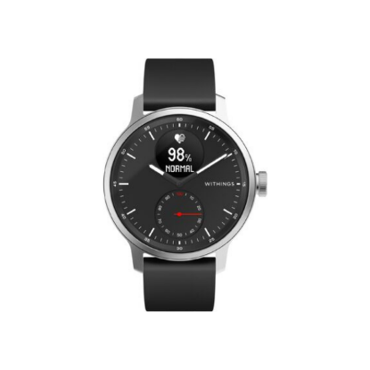 Picture of Montre connectée sport - Withings Scanwatch 42mm - Noir
