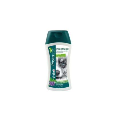 Shampoing Insectifuge chiens 250ML PHYTOSOIN