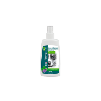 Lotion insectifuge chiens spray 125 ml PHYTOSOIN